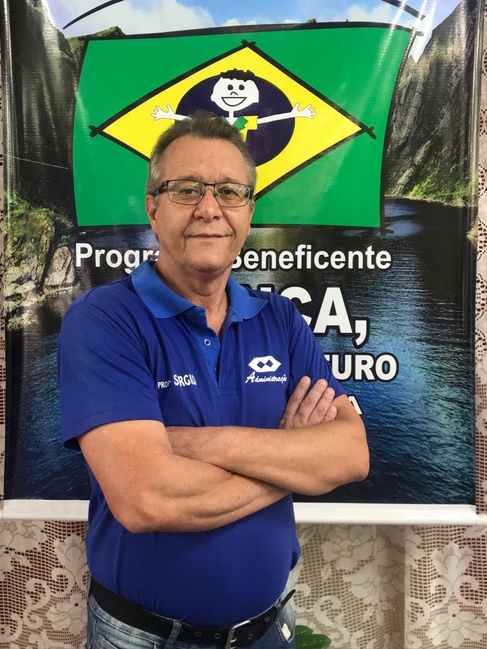 Sérgio Roberto Crejo